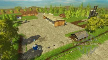 B modificado'ornhol estoy para Farming Simulator 2015
