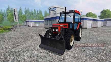 Zetor 7340 Turbo para Farming Simulator 2015