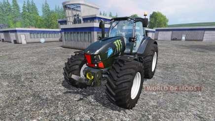 Lamborghini Mach VRT 230 Black V 1.1 para Farming Simulator 2015