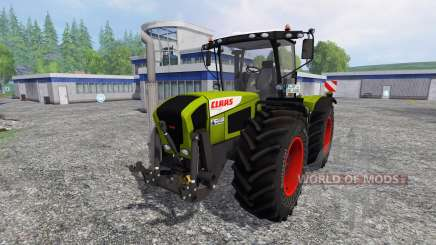 CLAAS Xerion 3300 TracVC [washable] para Farming Simulator 2015