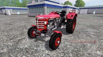 Hurlimann D110 para Farming Simulator 2015