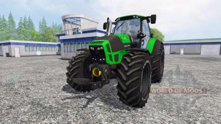 Deutz-Fahr Agratron 7250 The Beast para Farming Simulator 2015