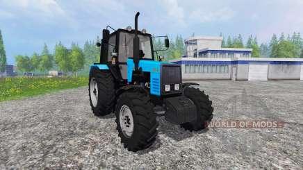 MTZ-1221.2 v2.0 para Farming Simulator 2015