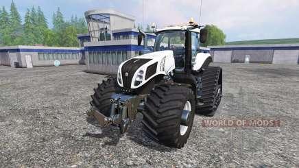 New Holland T8.345 620EVOX v1.4 para Farming Simulator 2015