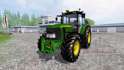 John Deere 6930 Premium FL v2.0 para Farming Simulator 2015