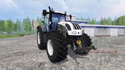 Steyr CVT 6230 grey para Farming Simulator 2015