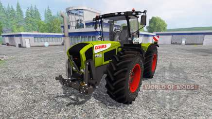 CLAAS Xerion 3300 TracVC pure power para Farming Simulator 2015