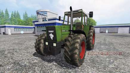 Fendt Favorit 611 LSA para Farming Simulator 2015