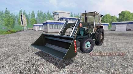 UMZ-CL loader para Farming Simulator 2015