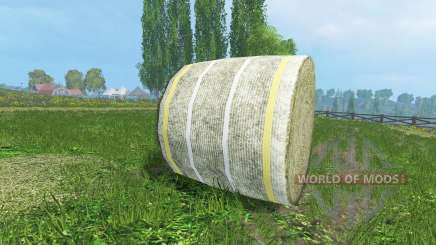 Nuevas texturas de fardos de heno para Farming Simulator 2015