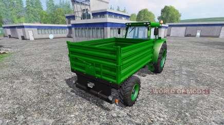 Buhrer 6135M Final para Farming Simulator 2015