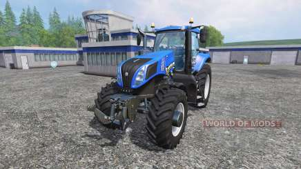 New Holland T8.435 Super para Farming Simulator 2015
