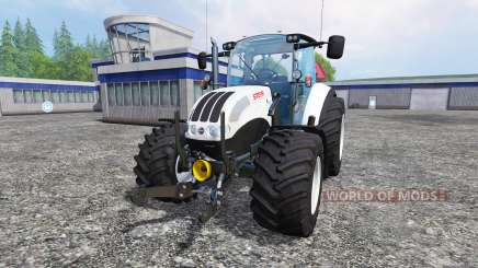 Steyr Multi 4115 colours para Farming Simulator 2015