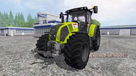 CLAAS Axion 850 v2.0 para Farming Simulator 2015