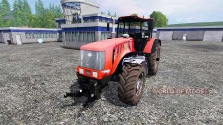 Bielorrusia-3022 DC.1 para Farming Simulator 2015