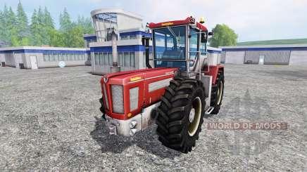 Schluter Super-Trac 2500 VL v2.1 para Farming Simulator 2015