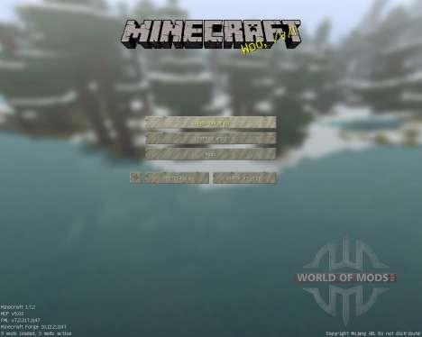 Island [32x][1.7.2] para Minecraft