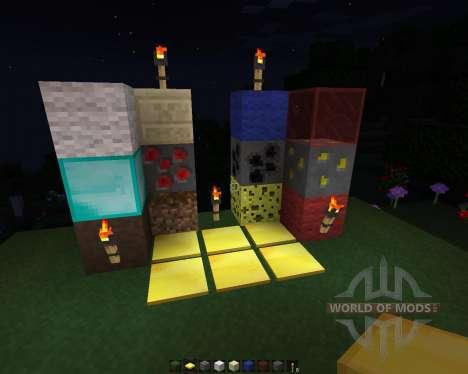 Lucs [16x][1.7.2] para Minecraft