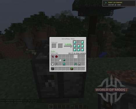 Uncrafting Table [1.7.2] para Minecraft