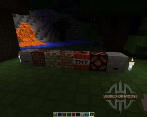 CubeBlocks [16x][1.7.2] para Minecraft