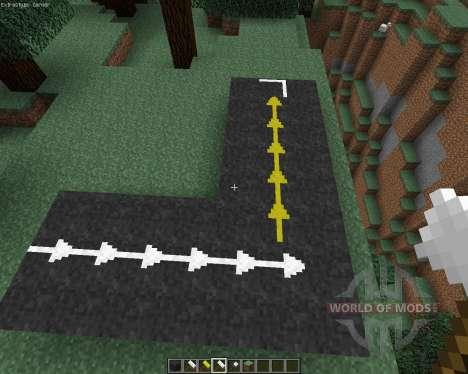 RoadWorks [1.7.2] para Minecraft