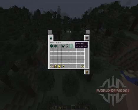 Ender Utilities [1.7.2] para Minecraft
