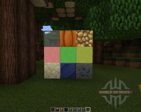 Equanimity [32x][1.8.1] para Minecraft
