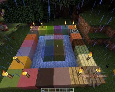 Runescape [16х][1.8.1] para Minecraft