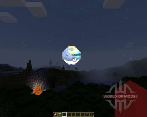 Pokemon Oro [16х][1.8.1] para Minecraft