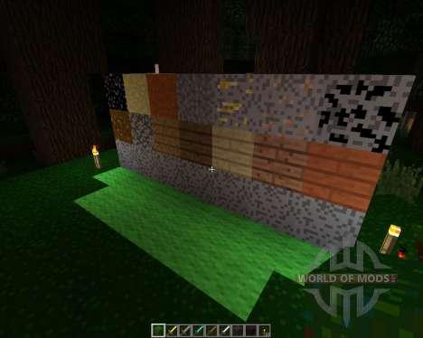 ZaNy CrAfT [16x][1.7.2] para Minecraft