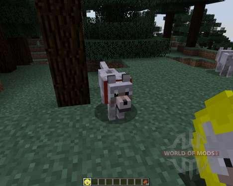 Doggy Talents [1.7.2] para Minecraft