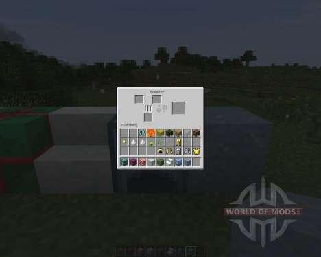 Wintercraft [1.7.2] para Minecraft