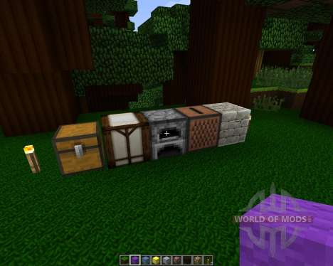 RPGFan V.2 [64x][1.7.2] para Minecraft