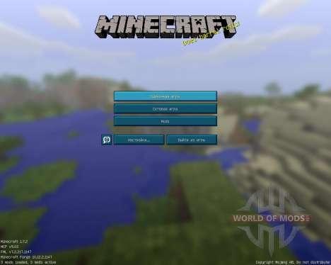 Plastic [16x][1.7.2] para Minecraft