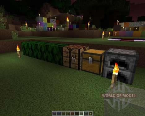 MarreSteik HD [32x][1.7.2] para Minecraft