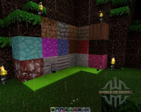 Arestians Dawn [64x][1.7.2] para Minecraft