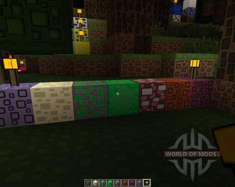 Rectangular Pack [64x][1.7.2] para Minecraft