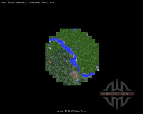 MapWriter [1.7.2] para Minecraft