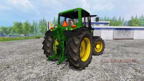 John Deere 6330 Premium para Farming Simulator 2015