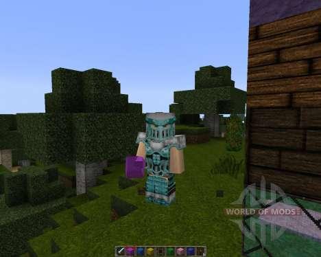 CrEaTiVe ONEs Medieval [64x][1.7.2] para Minecraft