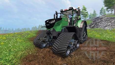 Fendt 1050 Vario Quadtrac para Farming Simulator 2015