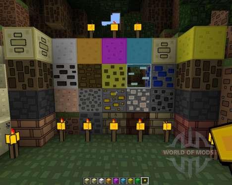 Rectangular [64x][1.7.2] para Minecraft