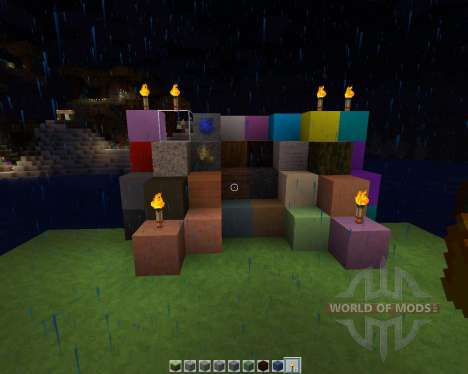 Wild HD Colorful [32x][1.8.1] para Minecraft