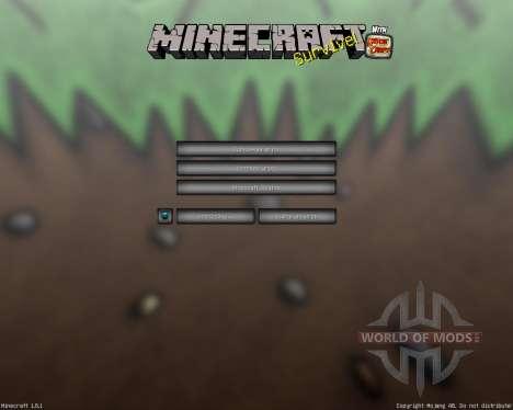 KayneCraft [32x][1.8.1] para Minecraft