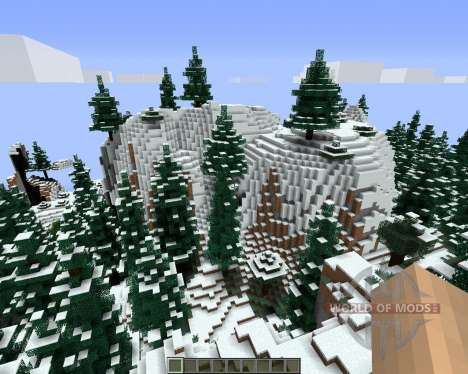 Highlands [1.6.2] para Minecraft
