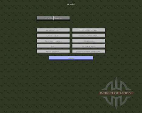 Retro 8-bit Texture Pack [16x][1.8.1] para Minecraft