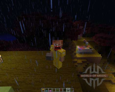 Thanks Givin Pack [16x][1.7.2] para Minecraft