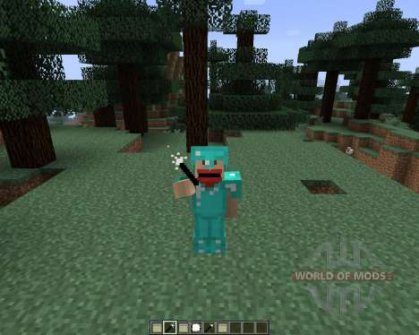 Kuuus Magic Wand [1.7.2] para Minecraft