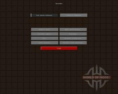 AsWa Pack [16x][1.7.2] para Minecraft