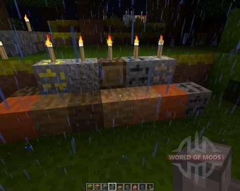 Basic Pack [8x][1.7.2] para Minecraft